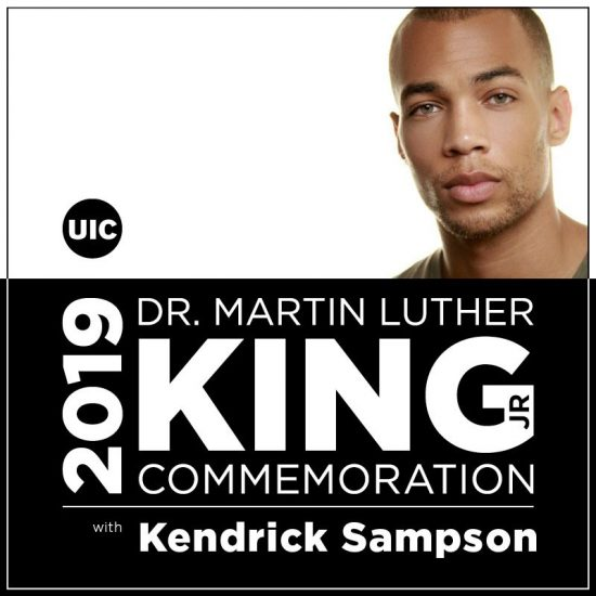 MLK Commemorative Event Poster