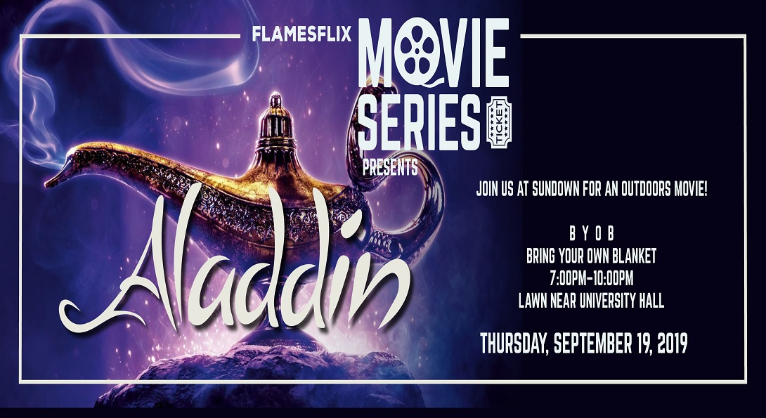 Aladdin movie information