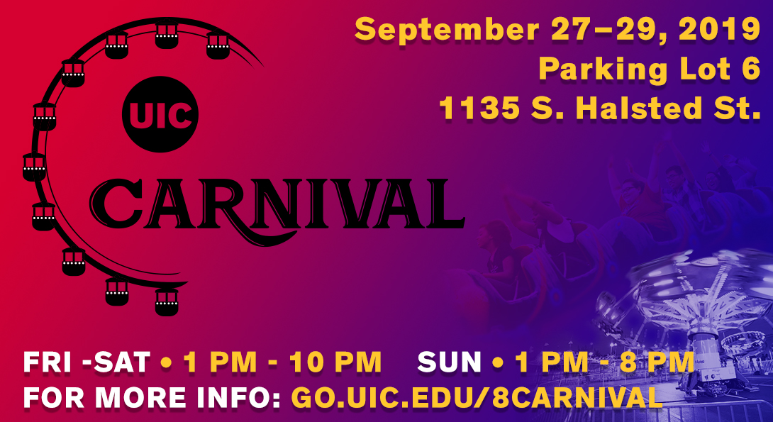 UIC Carnival information