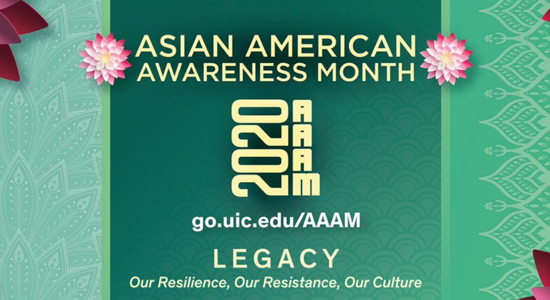 Asian American Awareness Month 2020