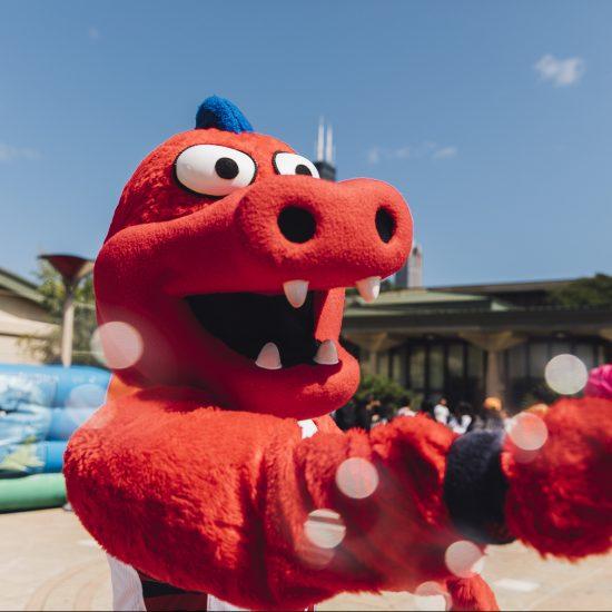 Sparky Mascot