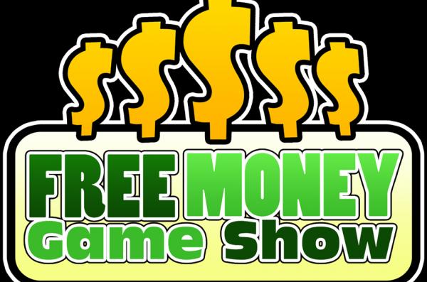 Free Money Game Show Logo
